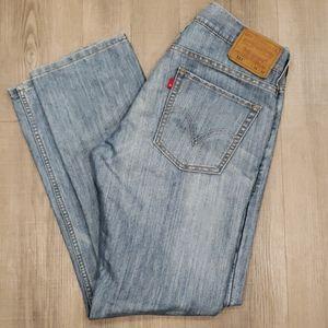 LEVI'S 511 Skinny Fit Jeans 34 / 30